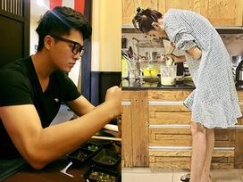 Tin sao Việt hot 11/7: Harry Lu tái xuất sau tai nạn gãy xương mũi - Lê Thúy 'vắt sữa' cho chồng