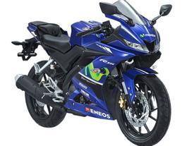 Yamaha R15 v3.0 Movistar ra mắt, giá 59,6 triệu đồng
