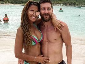 Nơi nghỉ trăng mật 6.500 USD một đêm của danh thủ Messi
