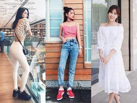 Cùng là Hương Giang nhưng hai mỹ nhân 'lên đồ' lệch pha chan chát trong street style tuần này