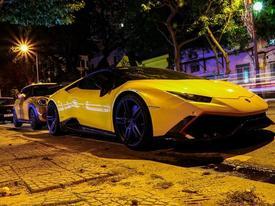 Dàn siêu xe độ 'khủng', biển 'VIP' của các đại gia Đà thành tụ tập trên phố