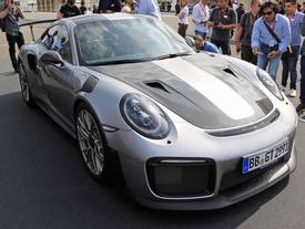 Porsche 911 phiên bản nhanh nhất có giá lên đến 19,1 tỷ Đồng tại Việt Nam