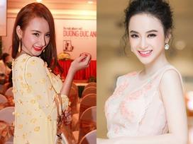 Chiếc mũi của Angela Phương Trinh đã biến hóa thế nào trong 10 năm?