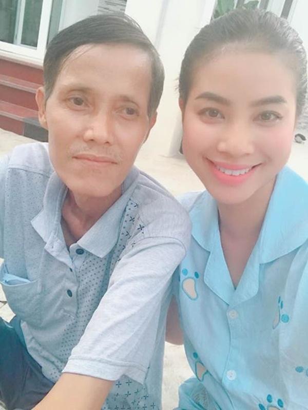 Nghệ sĩ Việt động viên Phạm Hương vượt qua nỗi đau mất bố-5