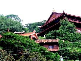 Ngọn núi Vĩnh Tế - cửa ngõ vào Thất Sơn