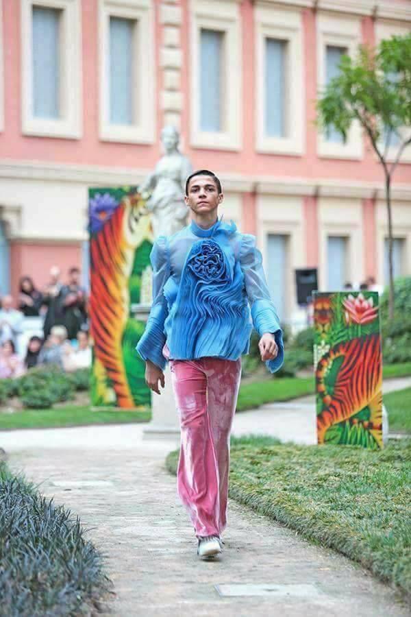 Thảm họa thời trang 2017 của đàn ông -12