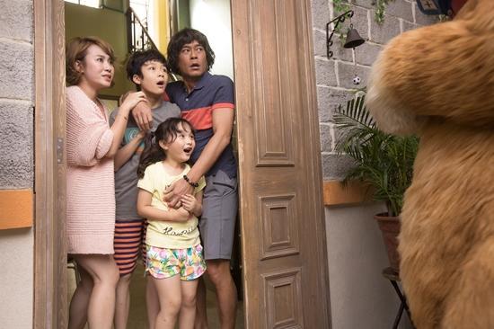 Phim tình cảm gia đình siêu mèo ra mắt -2