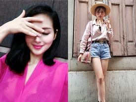 Hot girl - hot boy Việt 14/7: Tâm Tít tự nhủ bản thân không nên vui quá đà