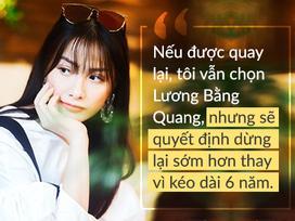 Yaya Trương Nhi: 'Mối tình 6 năm với Lương Bằng Quang quá lãng phí thời gian'