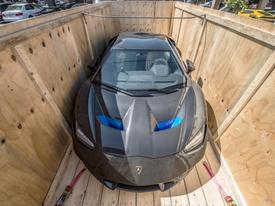 Siêu xe hàng hiếm Lamborghini Centenario đầu tiên đến Mỹ