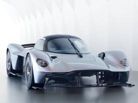 Siêu xe triệu đô Aston Martin Valkyrie hoàn thiện 95% thiết kế