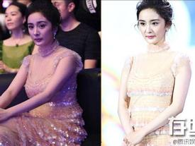 Loạt ảnh tiết lộ vóc dáng 'vĩ đại' của dàn mỹ nhân Hoa ngữ khi không photoshop