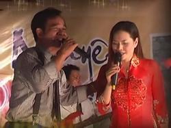 Clip ngỡ ngàng với giọng hát ngọt ngào của nghệ sĩ Quang Tèo