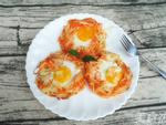 Trứng chiên hình 'ông mặt trời' hấp dẫn mọi lứa tuổi
