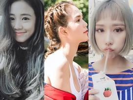 Đã xinh lại còn chất nếu bạn thử một trong 4 kiểu tóc gây sốt nhất hè 2017