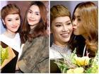 Tăng Thanh Hà lần đầu chia sẻ về tình bạn trong showbiz với Trà My Idol
