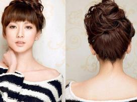 Clip: 4 kiểu búi tóc mùa hè siêu nhanh giành cho bạn gái