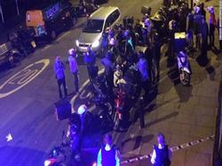 Tấn công hàng loạt bằng axit gây chấn động London