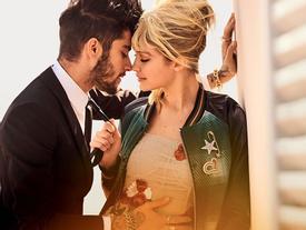 Như sinh ra để dành cho nhau, Gigi và Zayn vừa đẹp đôi lại vừa có điểm chung thú vị!