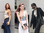 Khánh Linh The Face, Quỳnh Anh Shyn 'chơi màu' đẹp nhất street style tuần này