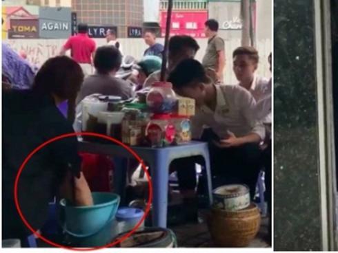 Ảnh hot trong tuần: Dàn dựng clip dùng nước rửa chân pha trà cho khách để PR khiến dư luận phẫn nộ