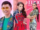 Dàn giám khảo diện trang phục như 'lên đồng' trong Next Top Model tập 4