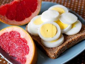 10 món ăn buổi sáng no bụng lại giúp giảm cân hiệu quả