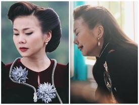 Thanh Hằng vẫn đẹp hút hồn ngay cả khi khóc nức nở