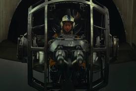 Ngô Thanh Vân xuất hiện chớp nhoáng trong clip hậu trường 'Star Wars: The Last Jedi'