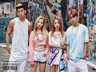 Chưa cần đợi Wanna One, Kpop fan đã 'hừng hực' vì KARD chuẩn bị lên sàn