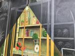 Con ngõ nhỏ ở Thủ đô vô cùng lãng mạn với bức tranh tường 3D cực kỳ ấn tượng-9