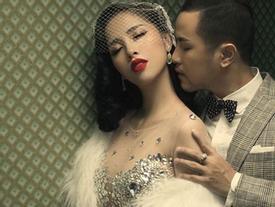 Hot girl - hot boy Việt 17/7: Bảo Thy phấn khích với ảnh cưới phong cách cổ điển của anh trai