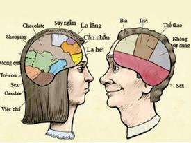 Sự khác biệt giữa đàn ông và phụ nữ khi trong cùng một tình huống