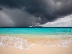 Phải làm gì khi đi du lịch gặp mưa bão?