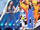 Jessica đụng hàng với nữ thần thế hệ mới nhà SM: 1 chiếc quần yếm jeans 2 số phận
