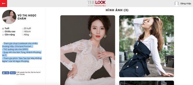 Sau nụ hôn gầm bàn, Vũ Ngọc Châm bất ngờ đăng ký thi The Look 2017-2