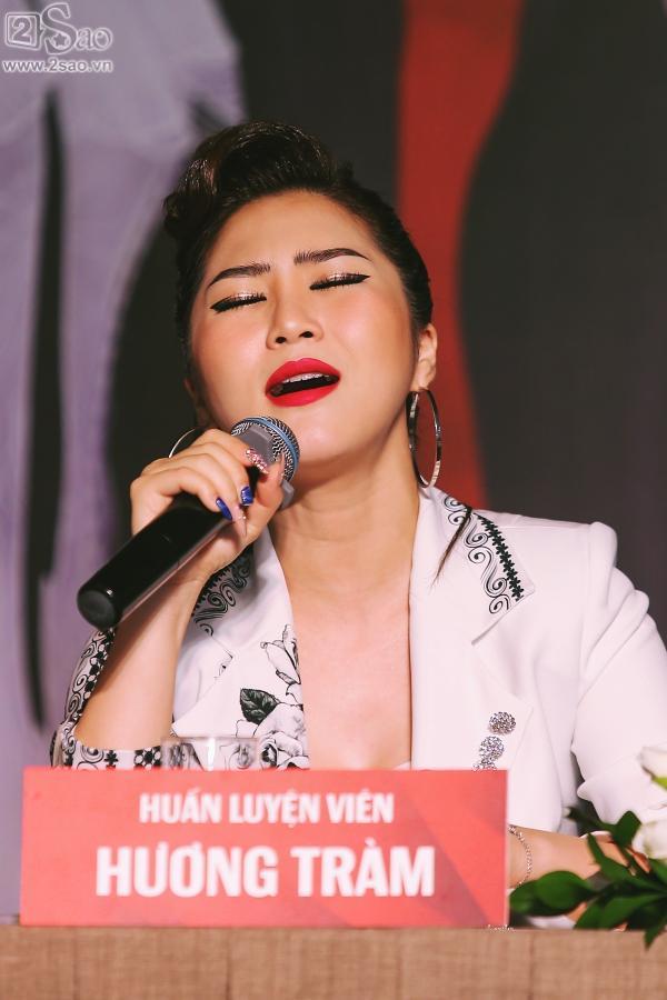 The Voice Kids: Hương Tràm, Soobin khoe tài hát dân ca -4