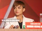 Soobin Hoàng Sơn: 'Clip với Hiền Hồ chỉ là hành động thân thiết bình thường'