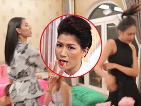Trang Trần nói về thí sinh Next Top tạt nước vào đầu bạn: 'Nếu là tôi, team Sang xác định bệnh viện trả về'