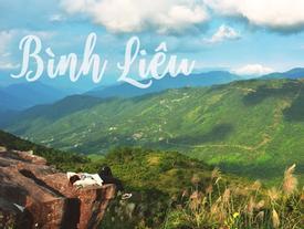 Cung đường tuần tra biên giới đẹp ngất ngây ở Bình Liêu