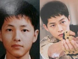 Sao Hàn 18/7: Song Joong Ki gây 'sốt' với hình ảnh điển trai trong quá khứ
