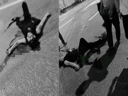 Hà Nội: Truy sát kinh hoàng, nam thanh niên bị đâm gục giữa đường
