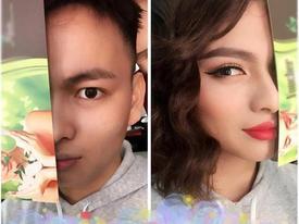 Chàng trai Việt giả gái xinh như mộng chỉ trong nháy mắt khiến ai cũng sửng sốt