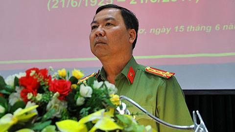 Đại tá Trần Ngọc Hạnh, Giám đốc Công an TP Cần Thơ