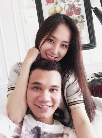 Nhan sắc  vợ sắp cưới của ca sĩ Khắc Việt -1