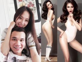 Cận cảnh nhan sắc cực bốc lửa của cô nàng DJ sắp kết hôn cùng nhạc sĩ Khắc Việt