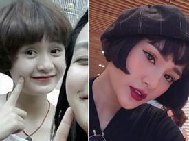 Lộ ảnh thời 'mặt tròn, mũi tẹt' của Hiền Hồ - cô gái ồn ào nhất mạng xã hội hiện nay!