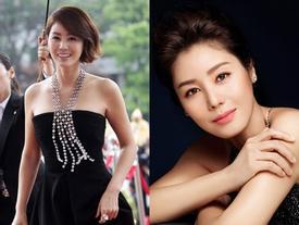 Đã ngoài 50 tuổi, nhan sắc 3 bà mẹ Hàn Quốc này khiến gái son còn phải chào thua