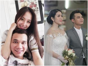 Khắc Việt bị nghi ngờ đám cưới bởi 6 tháng trước, anh cũng 'về chung nhà' với hot girl Mi Lan