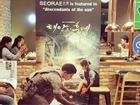 Quán thịt nướng khách đông nườm nượp nhờ Song Joong Ki - Song Hye Kyo